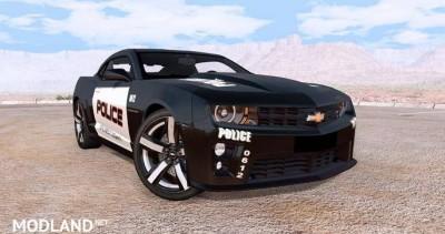 Chevrolet Camaro ZL1 Police [0.10.0], 1 photo